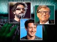 Saiba quem são os bilionários da tecnologia