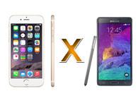 Comparativo de celulares: iPhone6, 5s, Galaxy S5, Moto X e outros