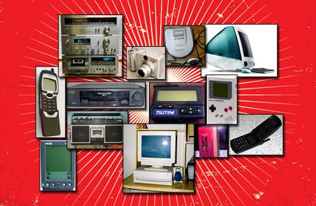 Túnel do tempo: relembre gadgets dos anos 80 e 90